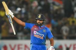 Rohit Sharma Nine Runs Away From Breaking Jayasuriya S 22 Year Old Record