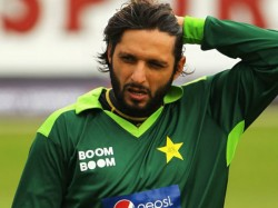 Afridi Says He Smashed Tv After Daughter Imitated Arati Scene While Watching Show