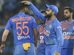 Kohli Slams Team Mates For Poor Fielding And Finishing In Second T