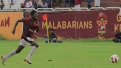 Gokulam Kerala Fc Aisawl Fc Match Ends In Draw