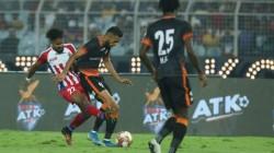 Atk Beats Fc Goa In Indian Super League Match