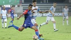 Bengaluru Fc Beats Jamshedpur Fc In Indian Super League Match