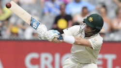 Australian Player Smith Receives Standing Ovation After Completing Single In Sydney Test