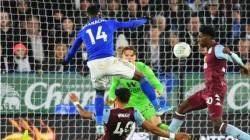 Aston Villa Hold Leicester City In English League Cup Semi