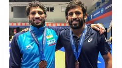 Rome Ranking Series Bajrang Punia Ravi Dahiya Clinch Gold