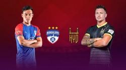 Bengaluru Fc Vs Hyderabad Isl Match