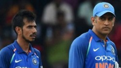 Yuzvendra Chahal Says Corner Seat In The Bus Reserved For Ms Dhoni