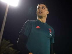 New Year New Look For Ronaldo