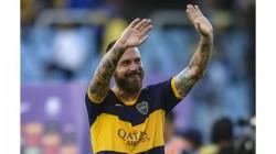 Italian Football Player Daniele De Rossi Retires