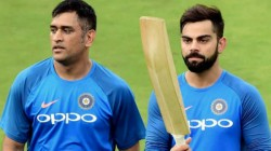 Indian Captain Kohli On The Verge Of Breaking Dhoni S Record In T