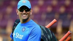 Former Captain Dhoni Still Eligible To Play For India In T20 World Cup
