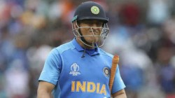 Dhoni Rues Not Diving To Cover Those 2 Inches In World Cup Semi Final