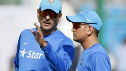 If Dhoni Does Nt Feel Good He Will Retire After Ipl Hints Indian Coach Shastri