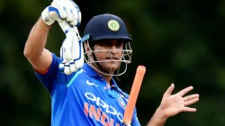 Dhoni Surprised Me With His Fluency In Nets Says Jharkhand Coach