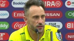South African Captain Du Plessis To Retire After T