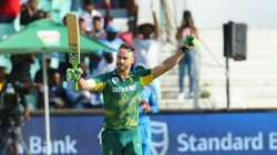 South Africa Chief Selector Says About Faf Du Plessis
