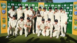 England Victory Over South Africa
