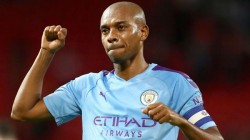 Fernandinho Extended Contract With Manchester City