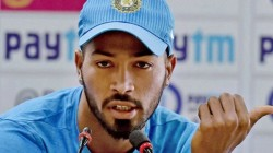 Hardik Pandya Talk About Chat Show Controversy