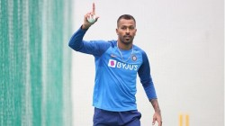Hardik Pandya Hope For Place In Indian Squad Against New Zealand