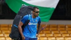 Hardik Pandya Pulled Out Of India A