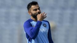 Icc Test Odi Teams Captain Virat Kohli