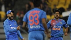 India Newzealand Fourth T 20 Live Match Details India Won In Super Over Thriller