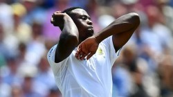 South African Player Kagiso Rabada Banned For One Test