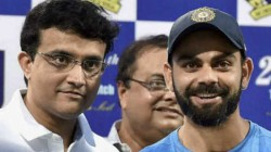 Ganguly S Emotional Message For Indian Team Ahead Of Second Odi