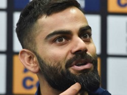 Indian Captain Kohli Confirms Rahul As Wicket Keeping Opener Against Newzealand