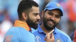 Indian Captain Virat Kohli Surprasses Rohit Sharma In T