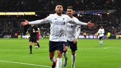 Liverpool Beat West Ham In Epl