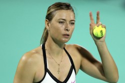 Maria Sharapova To Play At Brisbane