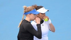 Indian Player Sania Mirza Wins Hobart International Doubles Title