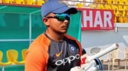 Msk Prasad Identifies Backups For Indian Cricket Team