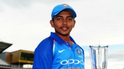 Prithvi Shaw Suffering From Injury Ahead Of New Zealand Tour