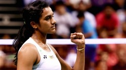 Indonesia Masters Sindhu Enter 2nd Round
