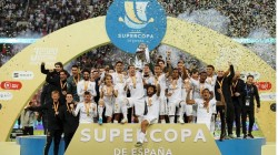 Real Madrid Beat Atletico Madrid To Win Spanish Super Cup