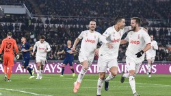 Cristiano Ronaldo Helps To Juventus