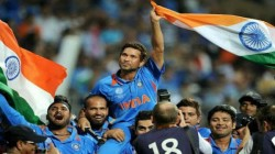 Sachin Carried On Shoulders World Cup Moment Nominated For Laureus Award