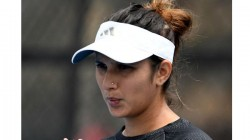 Sania Mirza Retires From Women S Doubles In Australian Open