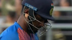 Sanju Samson Wastes Another Golden Oppertunity To Cement Place In Indian Team