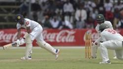 Sri Lanka Fight Against Zimbabwe In Second Test