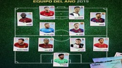 Uefa Fans Team Of The Year Announced