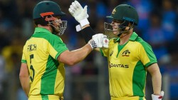 Will Speak Our Wives Warner And Finch On Playing Next Odi World Cup