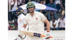 Zimbabwe Get Good Start Aginst Sri Lanka Test