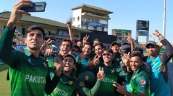 Pakistan Beats Afgan To Setup Classic Semi Final Against India In Under 19 World Cup