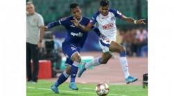 Bengaluru Fc Chennaiyin Fc Isl Match Number 78 Results