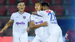 Chennaiyin Fc North East United Isl Match Number 90 Results