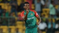 Bcb Fined Bangladesh Fast Bowler Al Amin Hossain